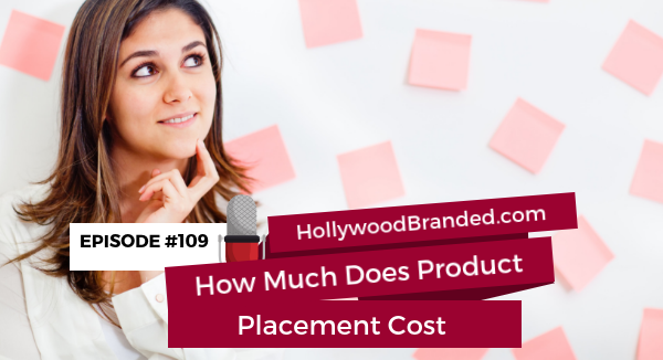 How Much Does Product Placement Cost