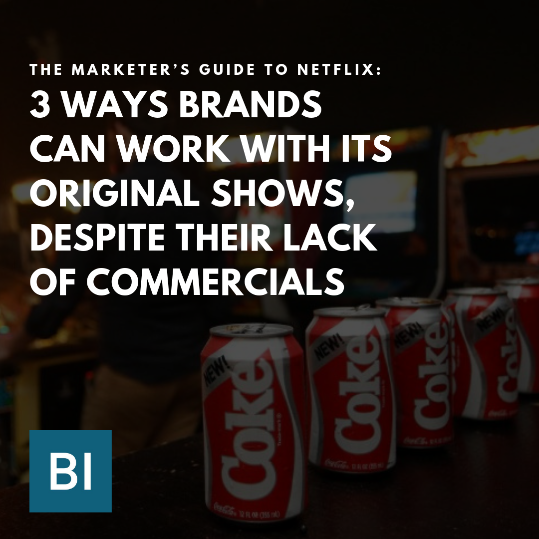 3 ways brands can work with its original shows