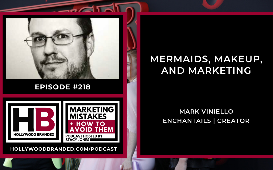 makeup marketing mermaid