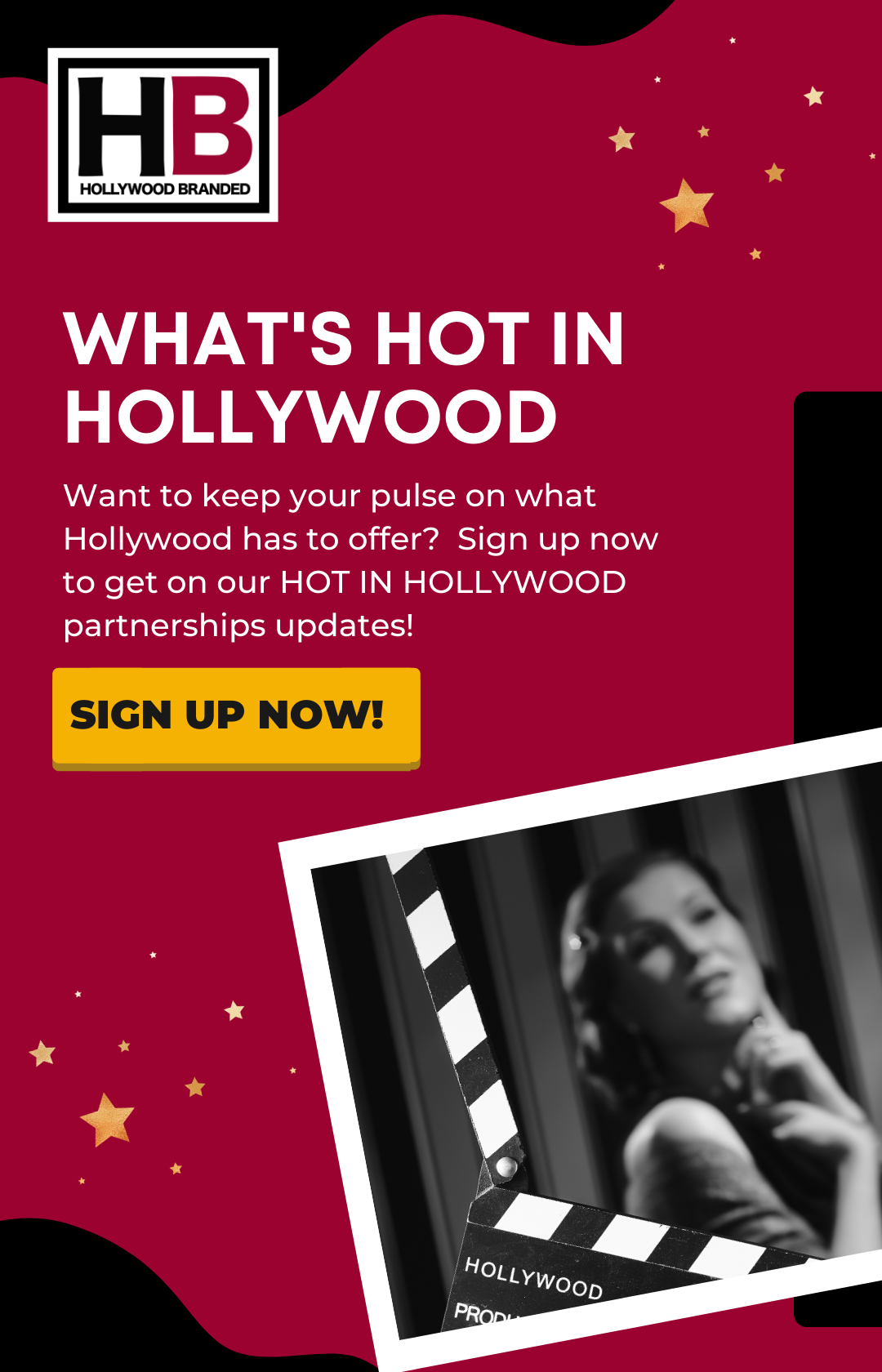 what's hot in hollywood