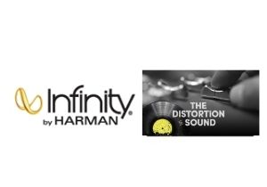 infinity distortion of sound celebrity event attendance